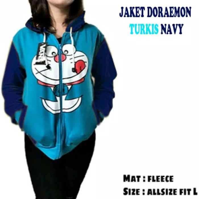 outerwear outfit hoodie coat jacket sweater jaket doraemon turkish