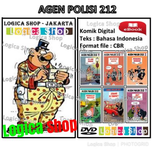 Ebook Agen Polisi 212