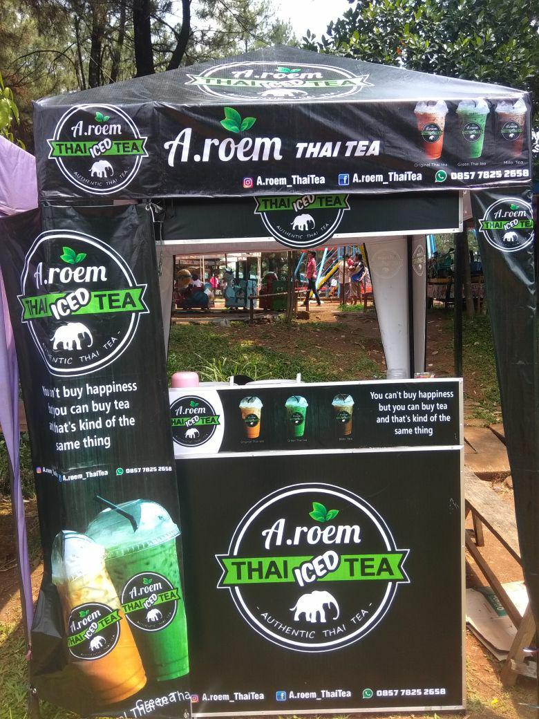 Jual Paket Booth Dan Tenda Usaha Kuliner Kab Bogor
