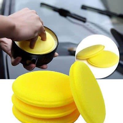 Busa poles / Busa waxing / Applicator pad / Busa aplikator 10 cm - Blanja.com