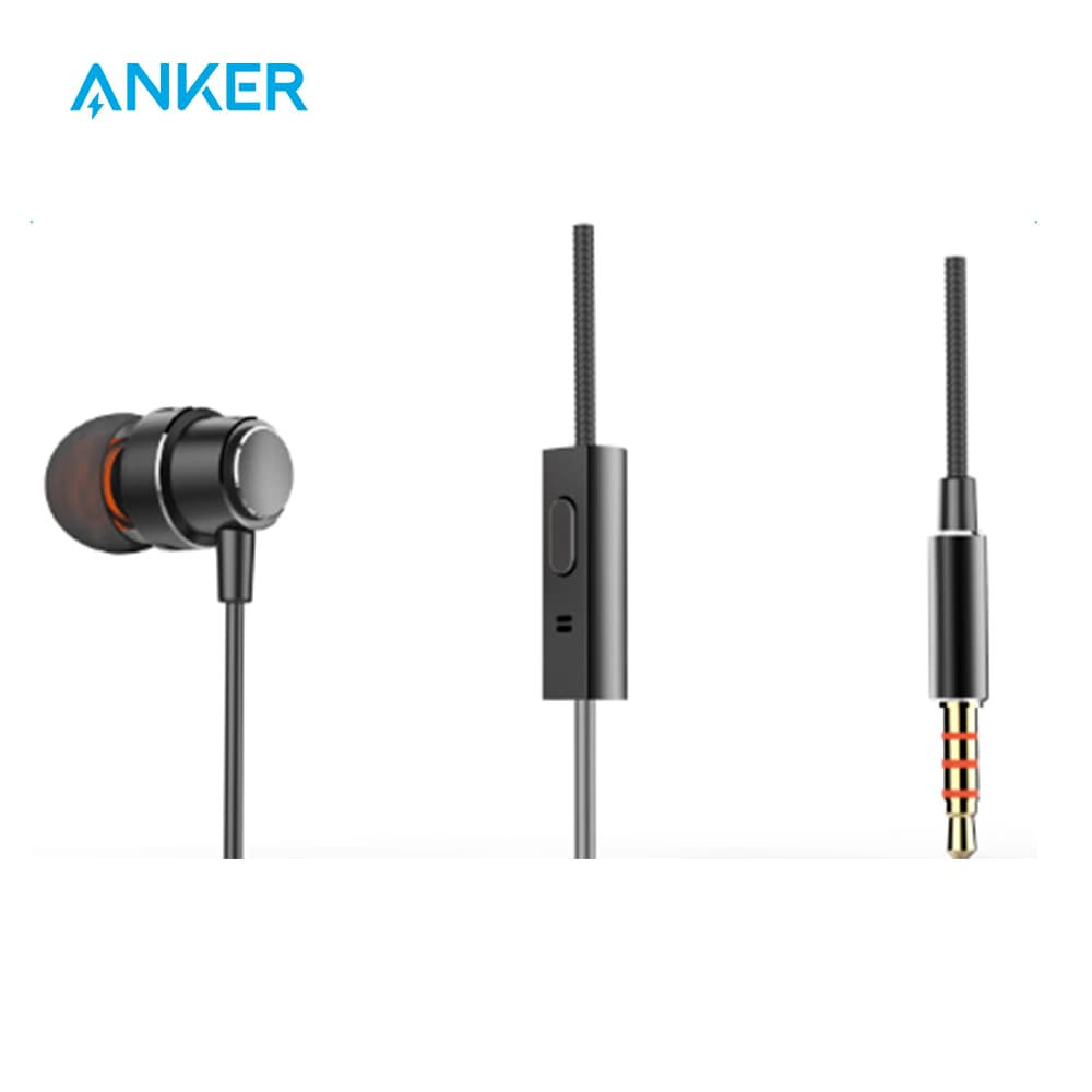 Jual Produk Protection Online Termurah Anker Indonesia Official Toughshell For Galaxy S7 Protective Case Soundbuds Mono Bh Th Black A3003