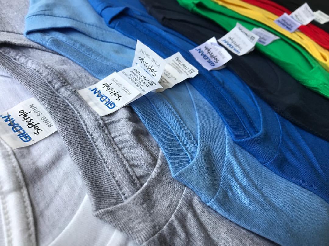Jual Kaos Polos Gildan Softstyle 63000 Original Murah Jakarta Size Xxl  Suporter Shop 20 Tokopedia