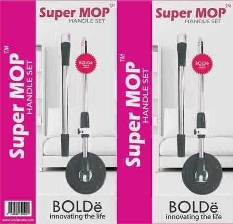 Bolde Handle Sets Super Mop Untuk Semua Type - Blanja.com