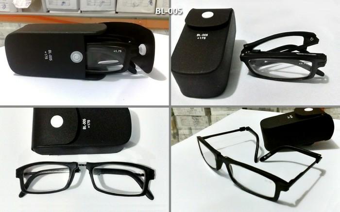 Kacamata Baca Lipat Plus - Daftar Harga Terlengkap Indonesia 1be77c4886