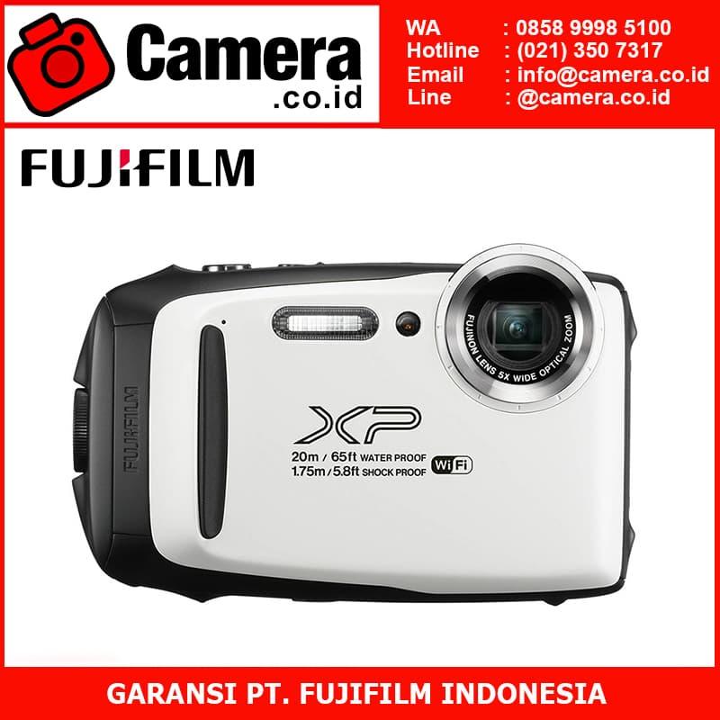 harga Fujifilm Finepix Xp - 130 (white) Blanja.com