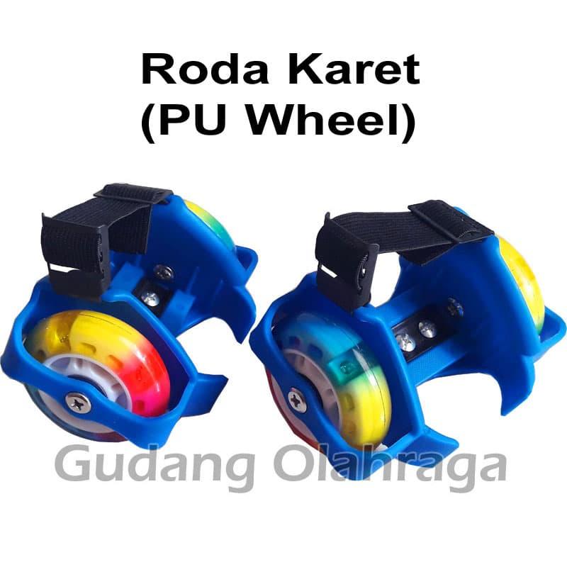 harga Sepatu Roda Anak Flashing Roller Blanja.com