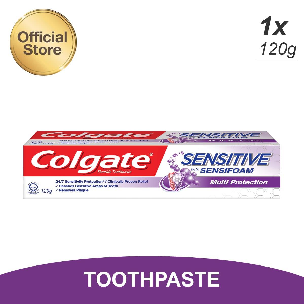 Colgate Maximum Cavity Protection Fresh Cool Mint Toothpastepasta Formula Pasta Gigi For Strong Protector Sensifoam Multiprotection Toothpaste 120g