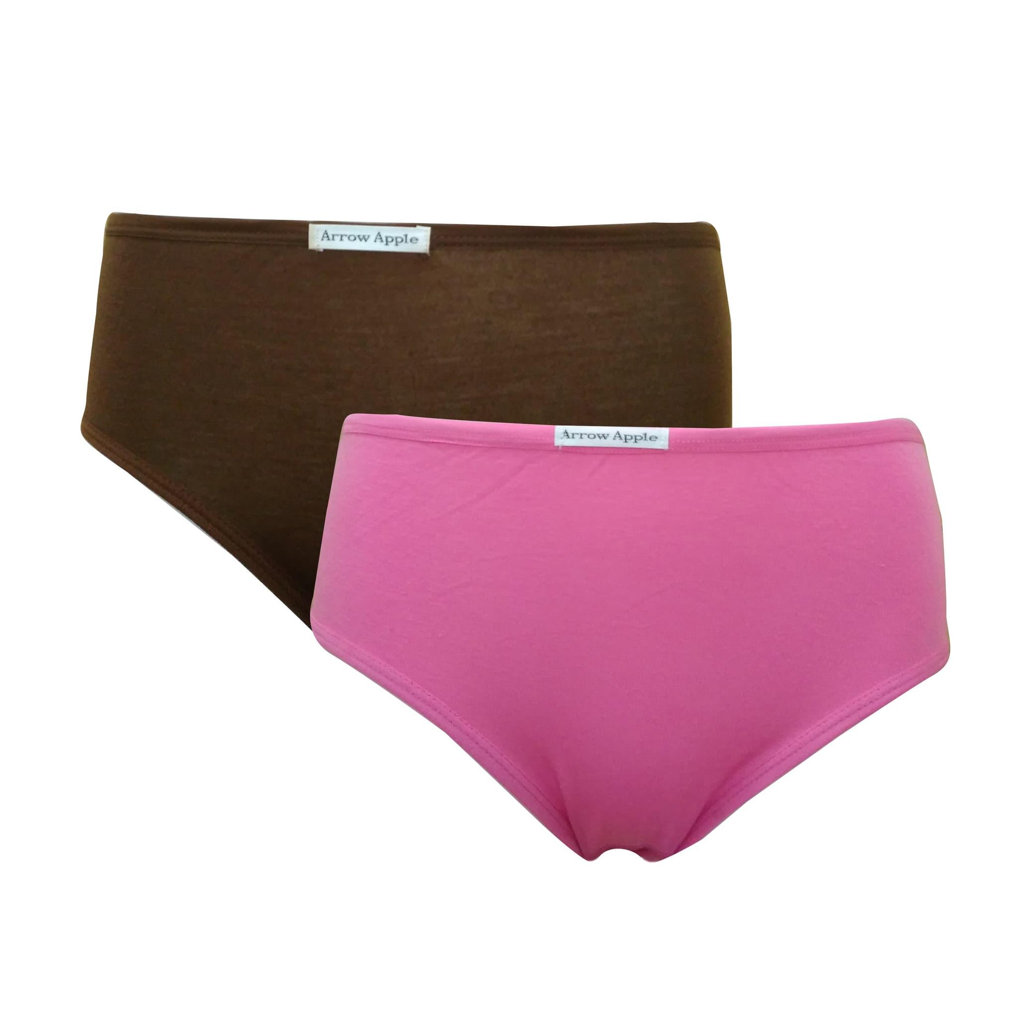 Celana Dalam Wanita - Arrow Apple - 4 Pcs - Fuchsia, M