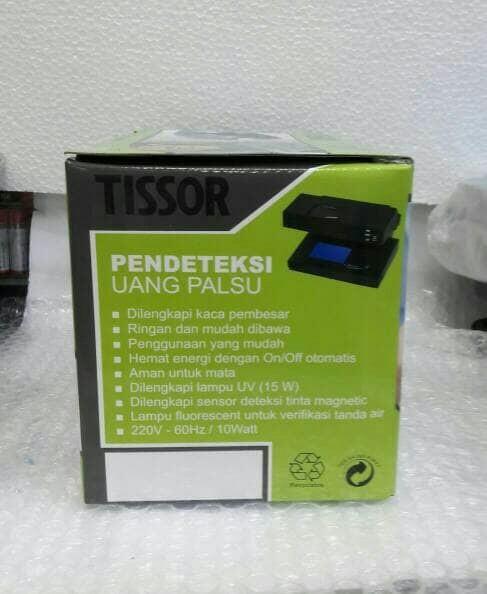 ... Tissor T 2078 Pendeteksi Uang Palsu - Blanja.com ...