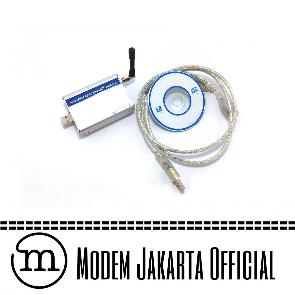 Jual Modem Sms Gateway Wavecom M1306b Q2406b S Usb Jakarta Official Tokopedia