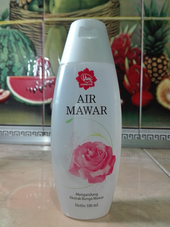 Jual Air Mawar Viva 100 Ml Fawzia Shop Tokopedia