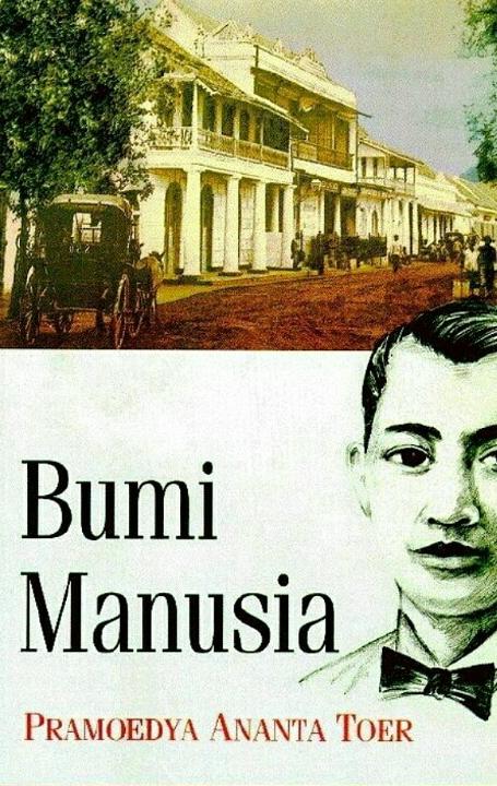 Ebook Novel Bumi Manusia