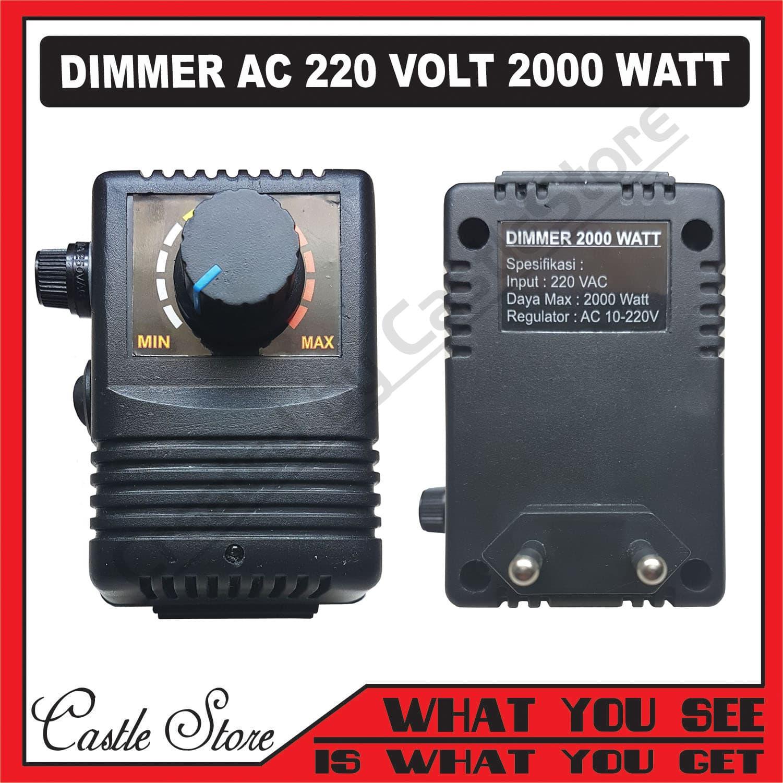 Pengendali Kecepatan Source · Jual Pengatur Kecepatan Dimmer Ac 220 Volt 2000 Watt .
