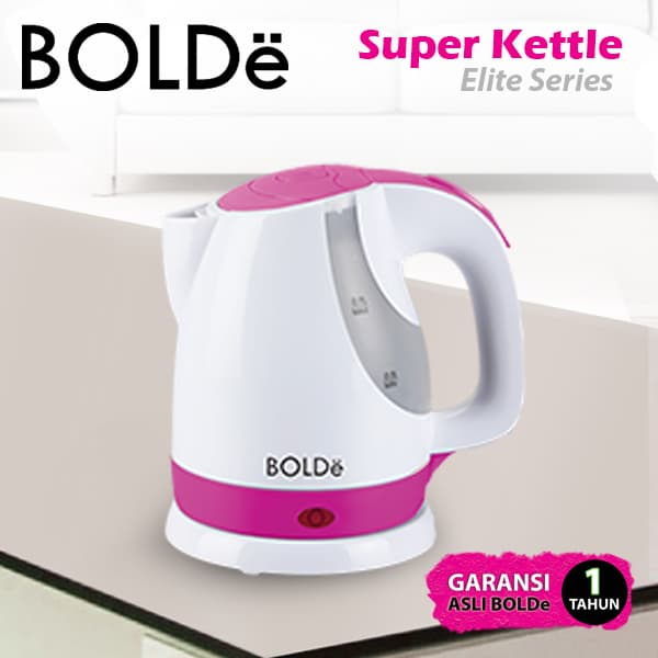 Useetv -  Bolde Super Kettle Elite Series - Blanja.com