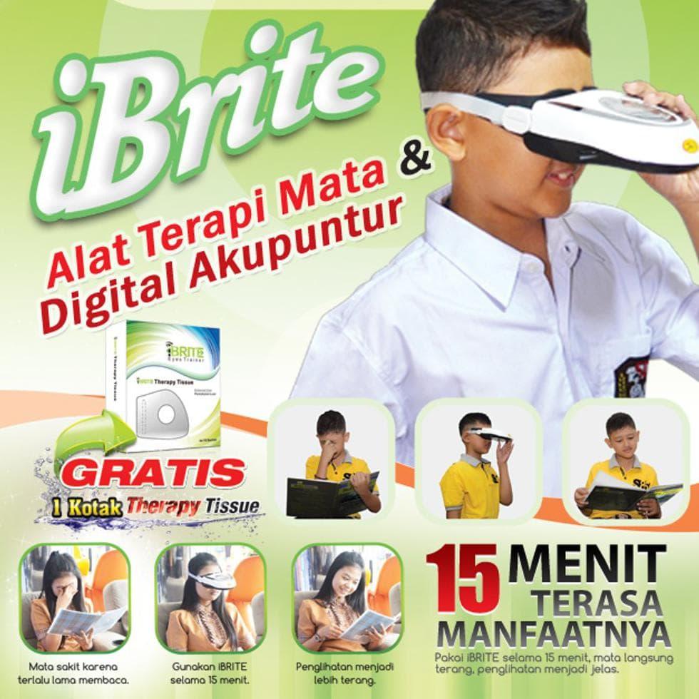 Jual Ibrite Terapi Mata Minus Plus Silinder Original Produk Jaco Jc Alat Terapy I Care 111 Lelystore Tokopedia