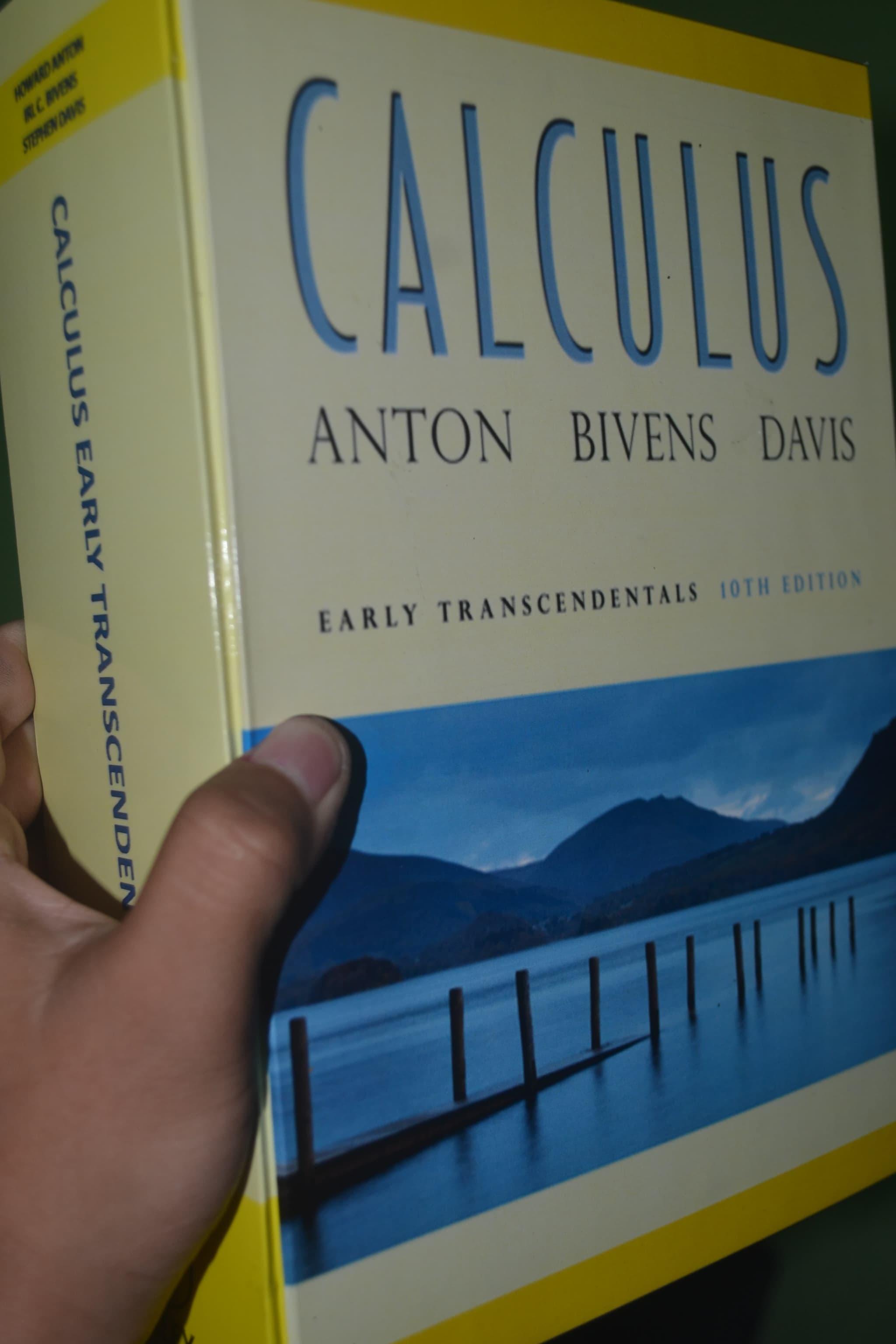 Jual Buku Teknik Calculus Early Transcendentals 10th & Solution Manual -  AAA GRAFIKA | Tokopedia