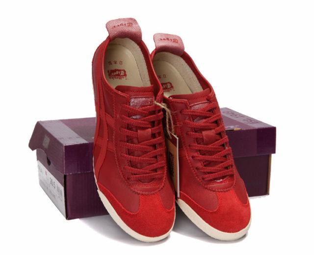 buy popular f663a 154e9 Jual Sepatu Asics Onitsuka Tiger Mexico 66 Red TH9J4L Original Quality -  Kota Bandung - Socca Shoes | Tokopedia