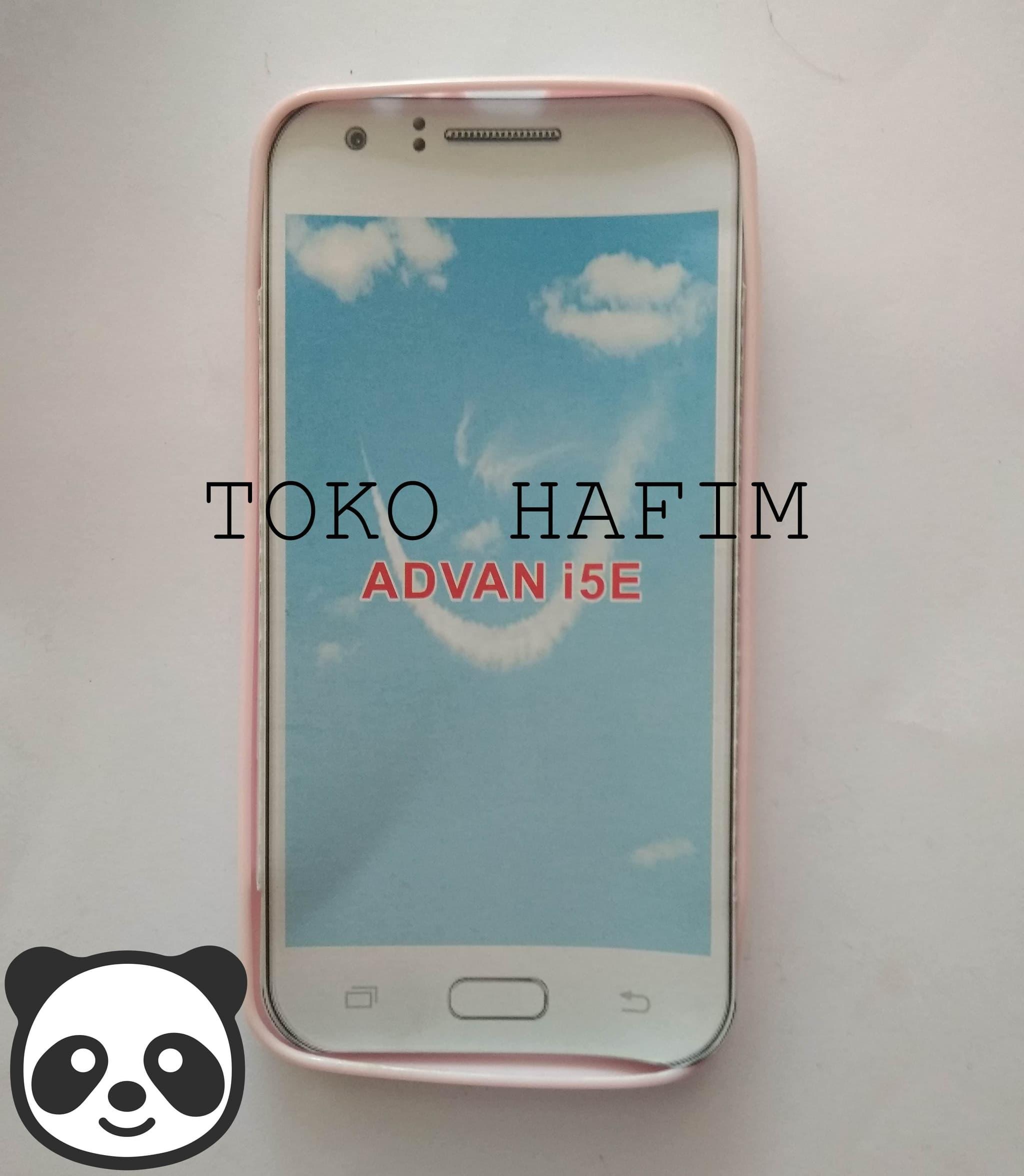 Jual Case Advan I5e Original Softcase Cover Toko Hafim Tokopedia