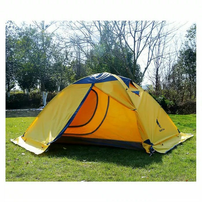 Tenda outdoor tenda camping tenda dome geertop double layer kap 2