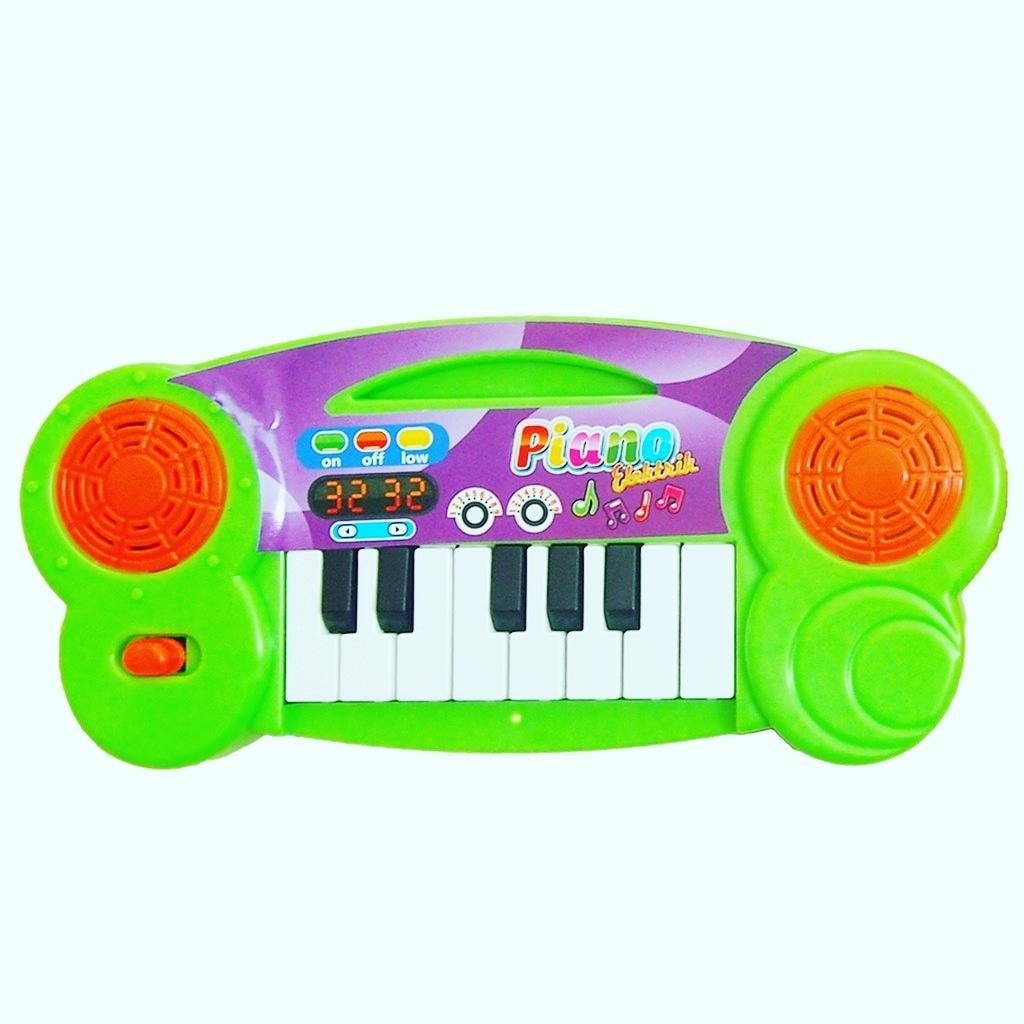 Jual Mainan Piano Anak Alat Musik Kecil Organ Daerah Murah