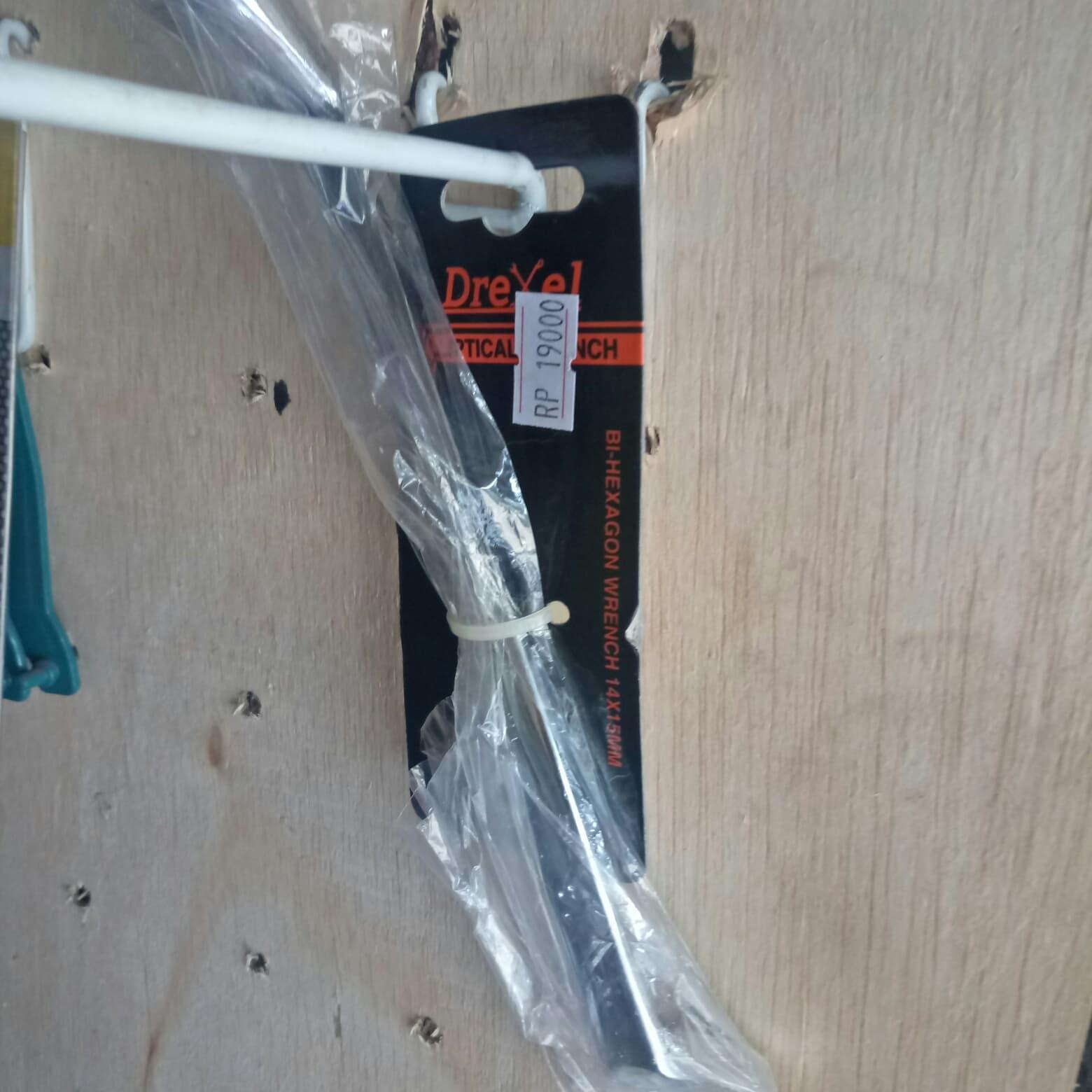 harga Kunci Ring Drexel 14 - 15 Blanja.com
