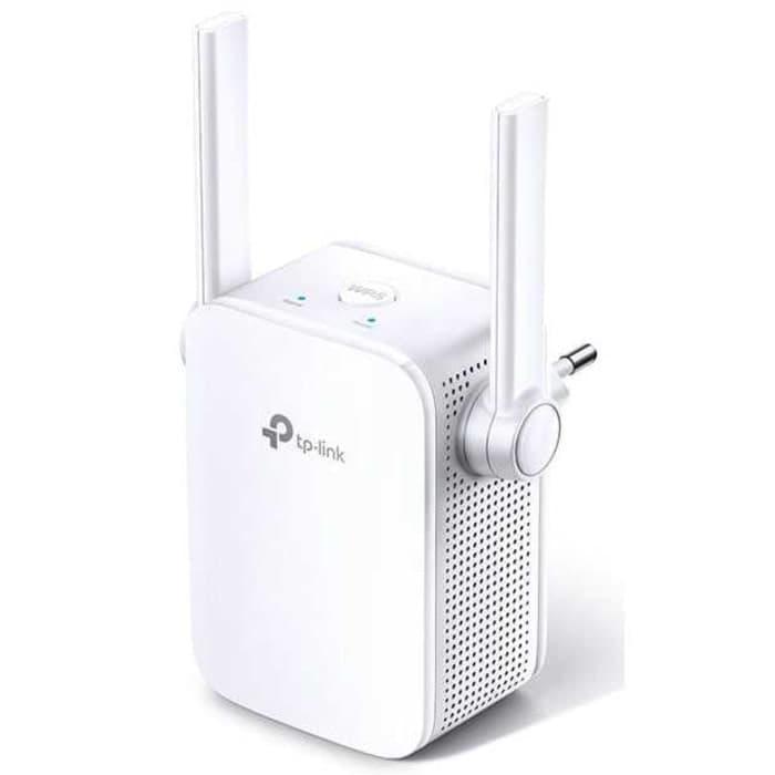 Tp - Link Tl - Wa855re 300mbps Universal Wifi Range Extender - White - Blanja.com