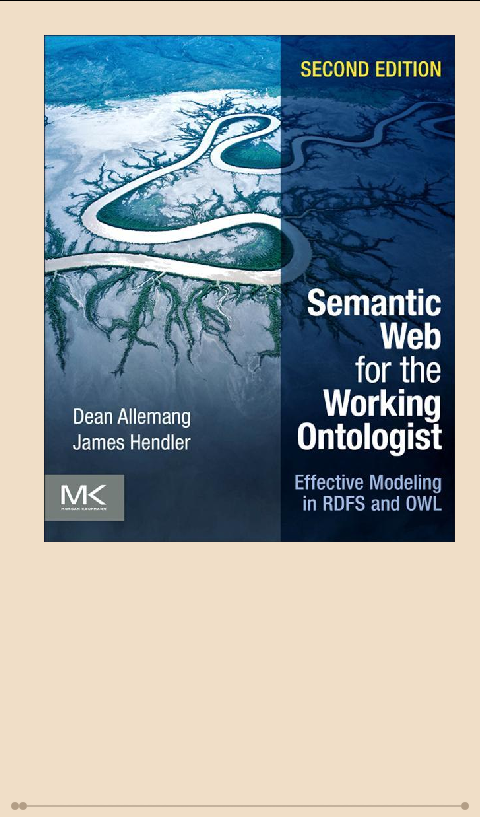 Semantic Web For The Working Ontologist Ebook