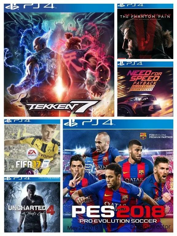 Jual Jual Isi Game PS4 Hen PKG Jailbreak - Kab  Bandung - mechaniSTORE |  Tokopedia