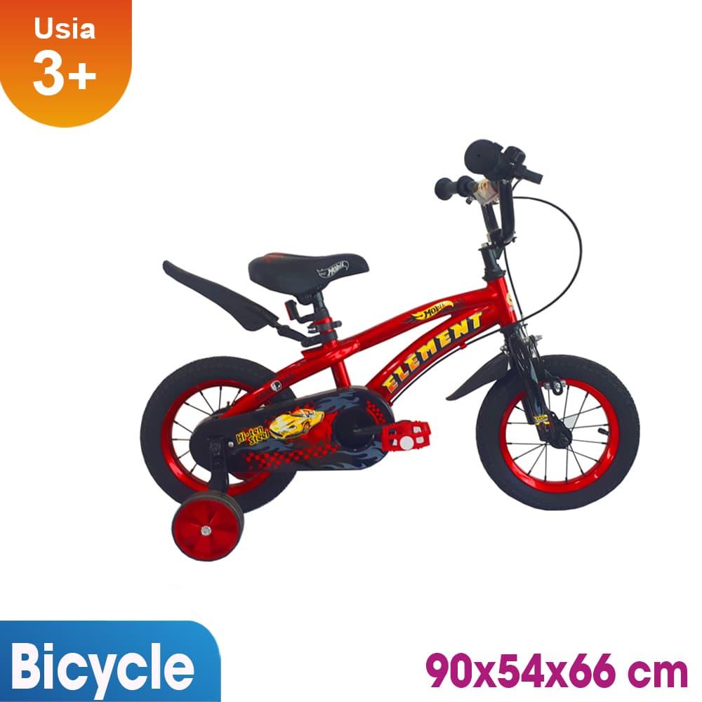 harga Sepeda Anak 12 Inch Rmb Mobil Merah Blanja.com