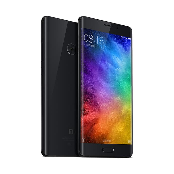 harga Xiaomi Mi Note 2 6/64gb Black Blanja.com