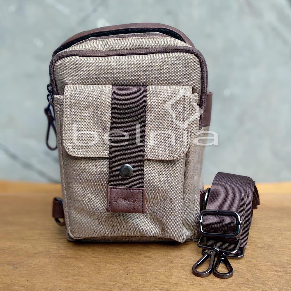 Jual Biji Bubuk Kopi Jantan Warung Tinggi Premium Blended Coffee 250 Gram Tas Cross Body Sling Hand Bag 3in1 Multi Fungsi Lpoche Coklat