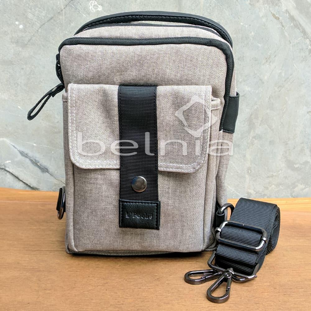 Jual Biji Bubuk Kopi Jantan Warung Tinggi Premium Blended Coffee 500 Gram Tas Cross Body Sling Hand Bag 3in1 Multi Fungsi Lpoche Abu