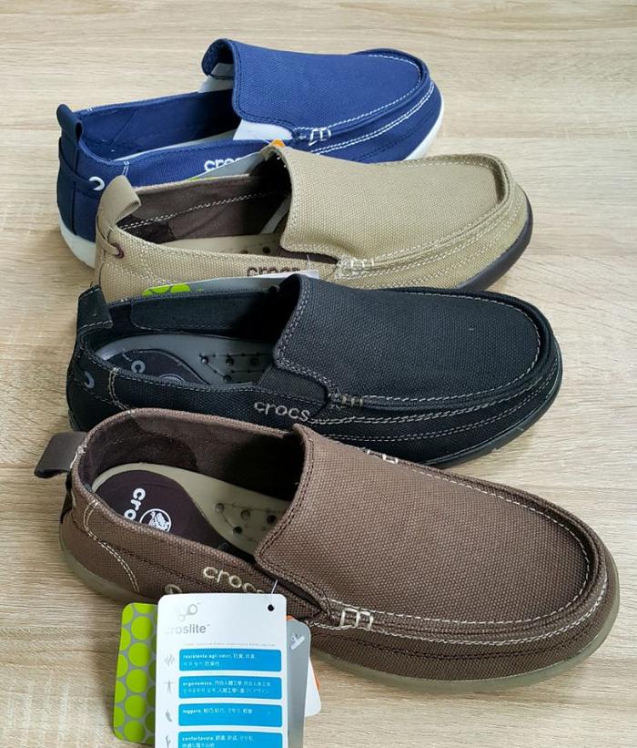 Jual Sepatu Crocs Walu Men Diskon - Laris-Manis-Shop  4eb25f6459