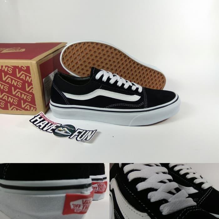 6b66c62043 ... Sepatu Original Premium Import Vans Oldskool DT BNIB black brown.  Source.   25563316 3c1a99e2-ca55-4f13-a638-34e65d536840 700 700.jpg