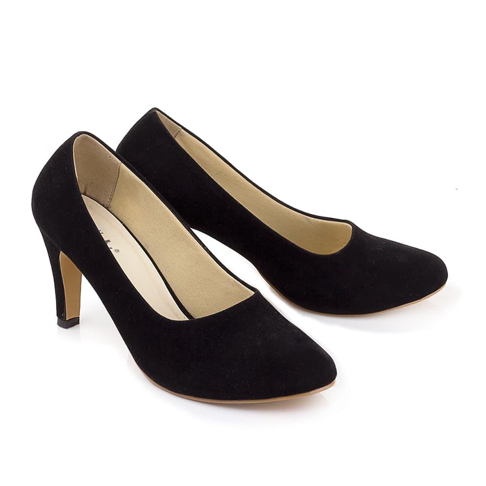Jual Sepatu Pantofel Wanita Kerja Kantor Pesta High Heels Asli ... 0091b6f8f6