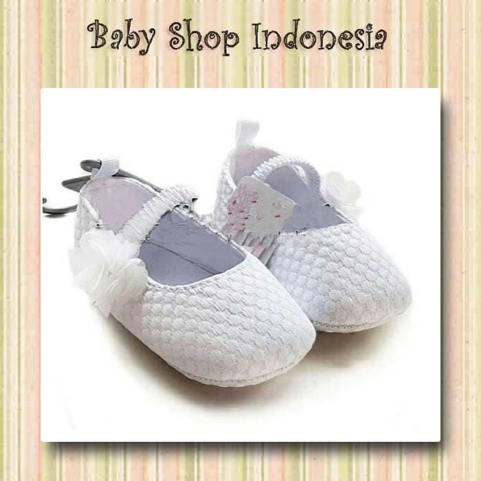 Sepatu Prewalker Import Sepatu Bayi Import Murah Sepatu Bayi Putih - Blanja.com