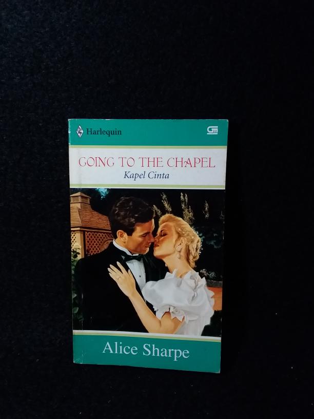 Jual Harlequin Going To The Chapel Kapel Cinta Alice Sharpe