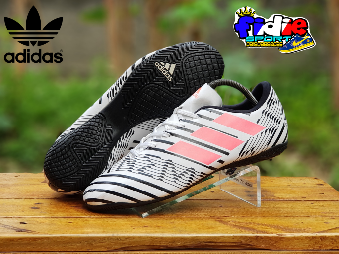 Sepatu futsal nemeziz grade ori sepatu adidas messi komponen ori - Putih 01f85040315c1