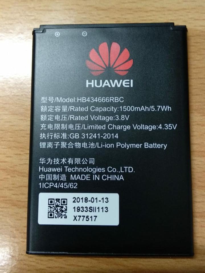 Jual Baterai / Battery mifi Huawei E5673/E5577/E5573 ORIGINAL ber Garansi -  DKI Jakarta - Azka-Alfatih88   Tokopedia