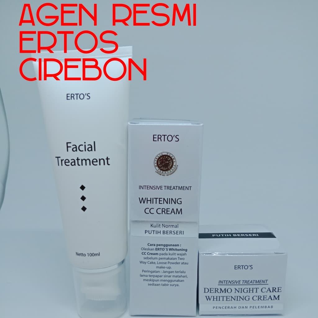Jual Paket Ertos Facial Treatment Agen Beauty Care Tokopedia Original