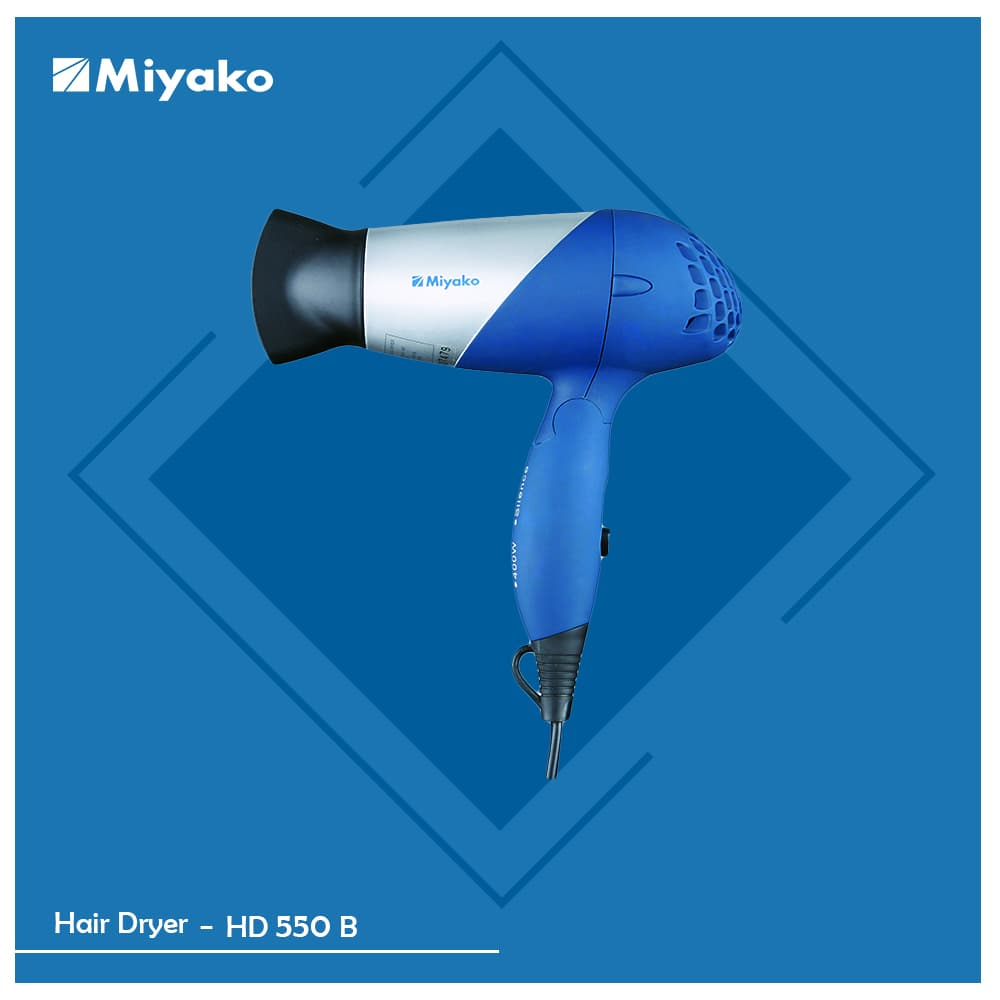 ... Miyako Hair Dryer – Hd550 - Blanja.com ... 91dd7cf570