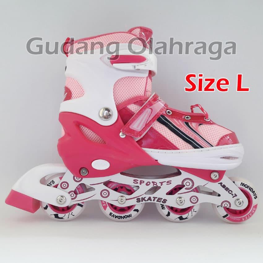 ... Sepatu Roda Anak Harga Grosir !! Inline Skate Murah - Blanja.com d2471bbd3d