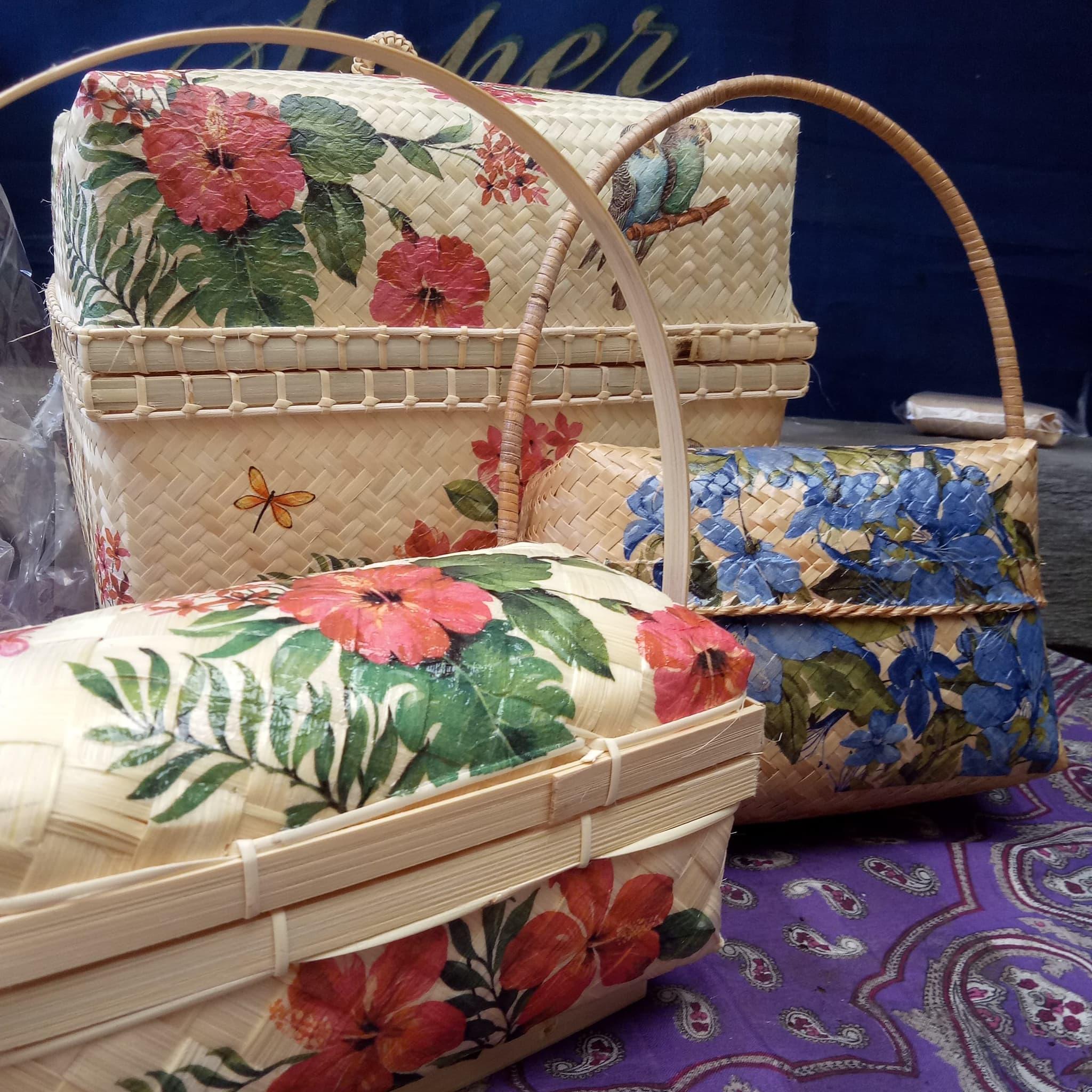 Jual Keben Bali Modern Sk 1779 Produk Ukm Bumn Kain Batik Handmade Warna Alam