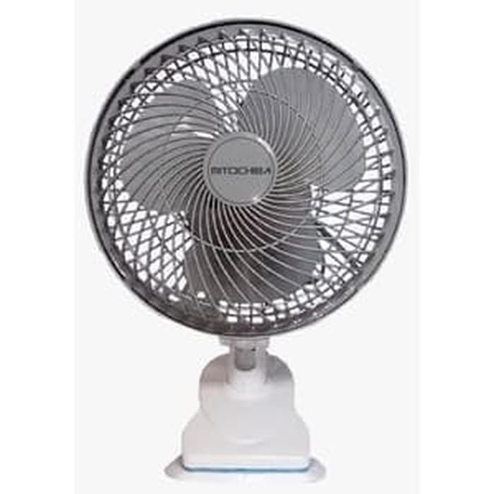 MITOCHIBA 822 CL Kipas Angin Jepit 8 Inch Wall Fan 822CL