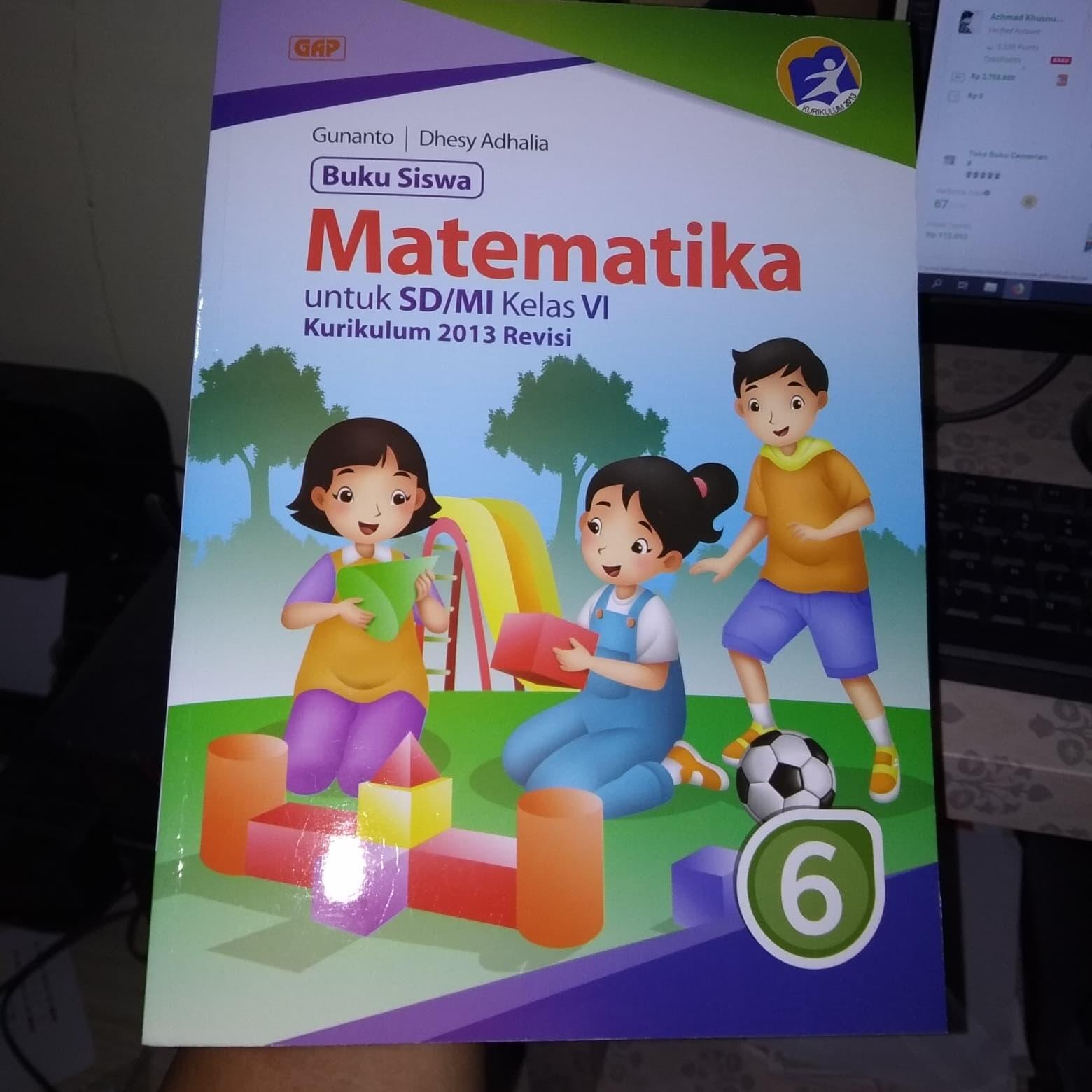 Kunci Jawaban Buku Matematika Kelas 6 Penerbit Erlangga Ktsp 2006 Kunci Jawaban Mtk Kelas 6 Kurikulum 2013 Guru Ilmu Sosial Untuk Menemukan Kunci Jawaban Yang Anda Cari Baik Untuk Kelas