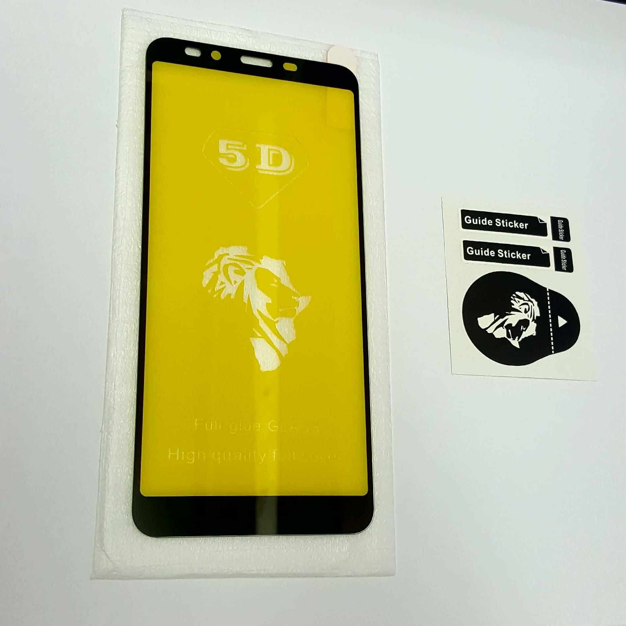 Jual Tempered Glass Infinix Smart 2 X5515f 5d Full Cameron Zero 3 X552 Antigores Cover Hitam