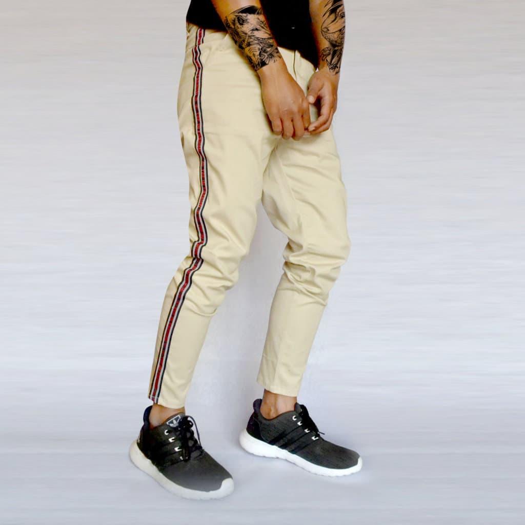 Jual Produk Helder Denim Online Termurah Celana Jeans Slim Bootcut Blue Helderdenim Chino Stripe Pria Cream Red Pants