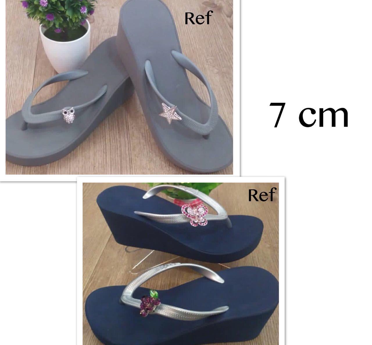Jual Sandal popits kw 7cm tanpa pin murah - TAKSU STORE ... 0e3f9d9a6a