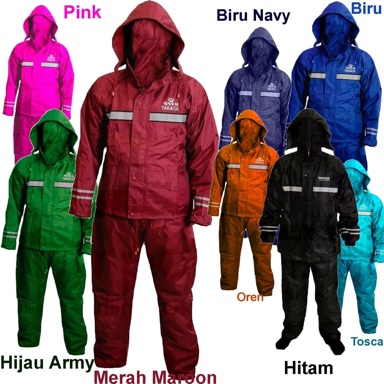 Harga Dan Spesifikasi Jaket Zipper Hoodie Jumper Sweater Polos Merah Red Jual Takachi Jas Hujan Rain Coat Termurah Bahan Halus