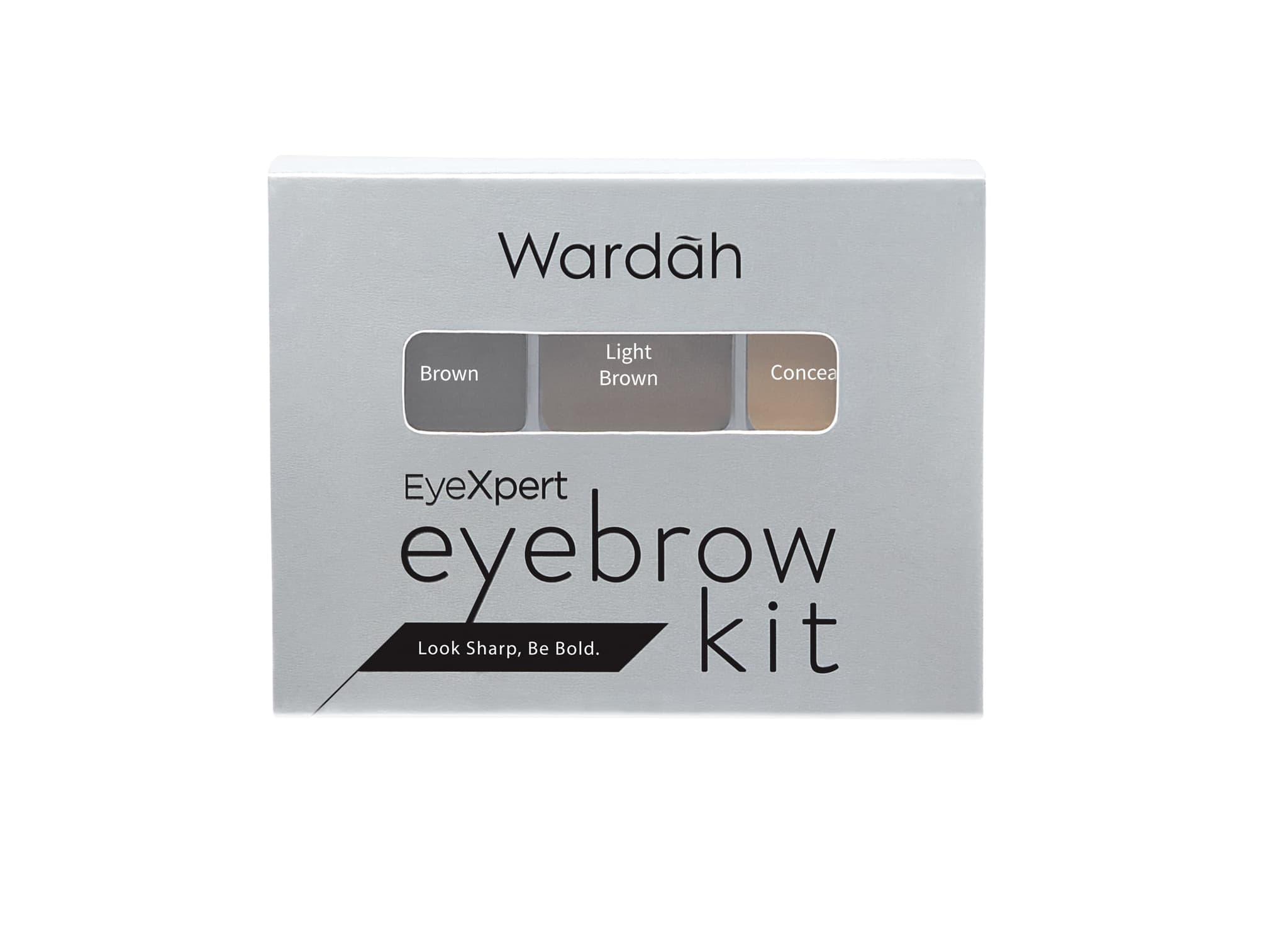 Wardah Eyexpert Eyebrow Kit 3 gr thumbnail
